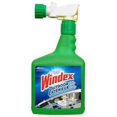 Windex 950ml Outdoor Concentrated Glass & Patio Cleaner