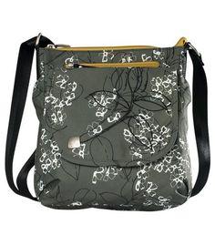 32627ff2febd Haiku Modern Flower Jaunt Bag- kinda liking this!