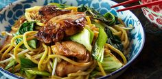 Teriyaki-Chicken-with-Soba-Noodles