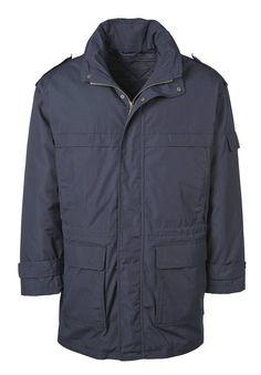Pionier ® workwear Wetterschutz-Parka mit Reflexbiese