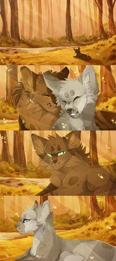 Oakheart and Bluestar