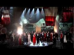 Les Mis (2012) | The cast of Les Miserables performs at the 2013 Oscars