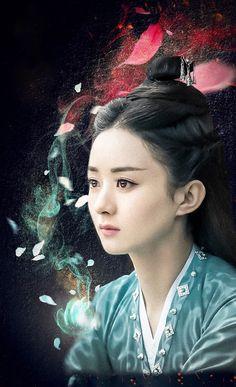 Tổng hợp ảnh fanmade nền ĐIỆN THOẠI đẹp (phim Tru Tiên TVC) – Fullsize – Thương Tâm Hoa Biện