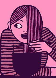 Ilustrații satirice by Jean Jullien   Civilizatia   Revista de moda frumusete si stil de viata