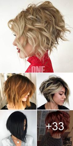 Today, we are addressing the topic of short haircut and we are looking at a series of 20 short-cut women's crop ideas centered around the pixie and the square. These two types of short haircut are among the most popular… Continue Reading → Inverted Bob Hairstyles, Popular Short Hairstyles, Medium Bob Hairstyles, Trending Hairstyles, Edgy Bob Hairstyles, Asymmetrical Hairstyles, Baddie Hairstyles, Celebrity Hairstyles, Curly Hair Bob Haircut