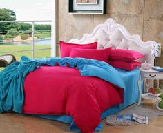 Red Twin Comforter Set - Home Furniture Design Teen Bedding Sets, Twin Comforter Sets, Home Furniture, Furniture Design, Comforters, Twins, Blanket, Bedroom, Red