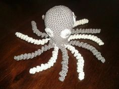 Dit inktvisje is gemaakt door Therésa Verhoeven.