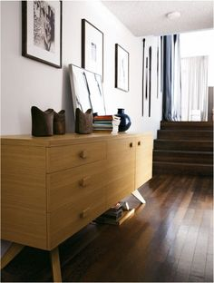 Love the natural color of this Credenza!!!