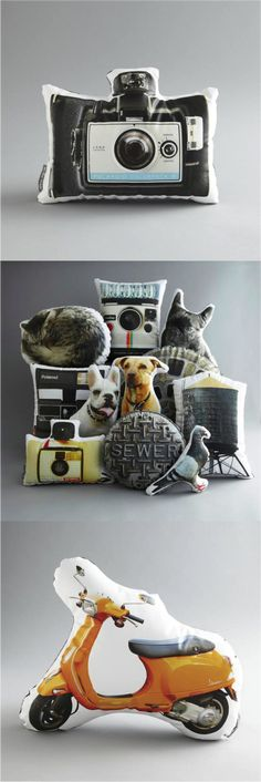 If it can be photographed, it can be made into an amazing pillow!   Made on Hatch.co