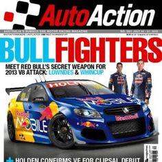 2013 Team Red Bull Holden V8 Supercar