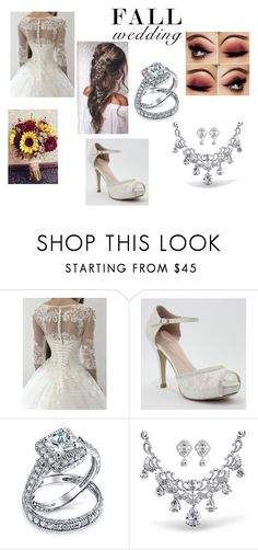 """""""Fall wedding"""" by smithy-32 ❤ liked on Polyvore featuring Bling Jewelry"""