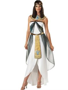 PIN10 for 10% off! Women's Egyptian Queen Costume - In Character Costumes 3012