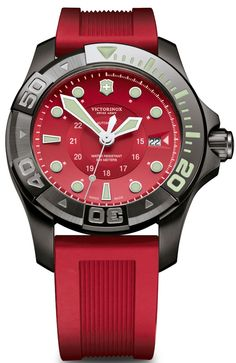 SWISS ARMY DIVE MASTER 500 WATCH