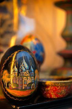 Byzantine Easter egg
