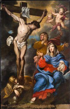 Il dipinto dell'altare restaurato