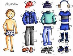 Imagenes de munecos de vestir - Imagui