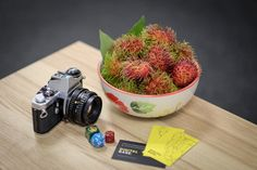 Who doesn't want some fresh Rambutan to celebrate that? Fruit Food, Dice, Bangkok, Thailand, Social Media, Posts, Fresh, Marketing, Digital