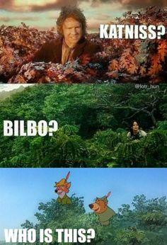 Katniss? Bilbo?