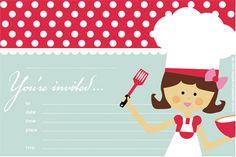 Mini Masterchef Inviti-mini masterchef, cuoco, chef, cucina, ricetta, ciotola, mescolare, chef, cappello