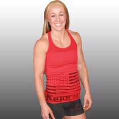 Check out Crista Jorgensen this weekend at the Nor Cal Crossfit regionals this weekend!