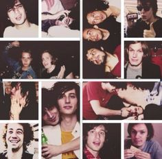 The Strokes collage