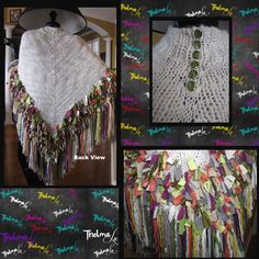 So Sweet https://www.etsy.com/listing/121584034/knitted-rag-poncho-one-of-a-kind-unisex?ref=shop_home_active_1