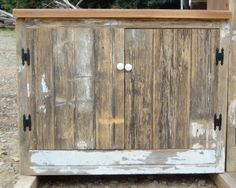 Barnwood Cabinet Made to Order from by WhatmanBarnFurniture, $400.00