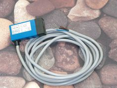 Diell Minature Diffuse Reflective Sensor PSC/AN 10 to 30 VDC 100 mA 2m distance #Diell