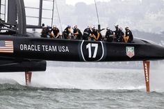 AMERICA'S CUP, 2013
