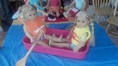 American Girl Doll Play: Make a Life Jacket for Your Doll