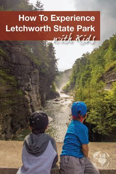 Travel USA | Voted the Number One State Park in the United States and dubbed the Grand Canyon of the East. Read more to learn about things to do in Letchworth State Park New York for family travel, and camping with kids ideas.