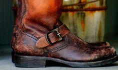 LOVE Frye boots!