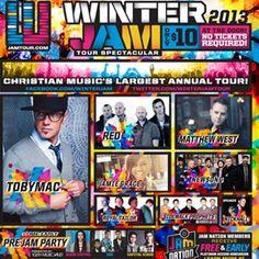 Winter Jam 2013 :))