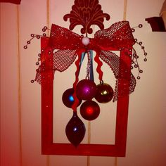 Christmas craft @Melissa Squires Squires Corbett... Thanks!