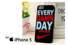 Nike - Every Damn Day Basketball Case for iPhone 4/4S/5/5S/5C,Samsung Galaxy S2/S3/S4