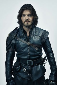 The Musketeers - Athos; From TheLadyBeatrice on tumblr