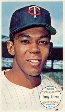 1964 Topps Tony Oliva / Minnesota Twins