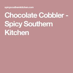 Grillades and Grits - Spicy Southern Kitchen Frito Corn Salad, Corn Salads, Crockpot Grits, Fried Peach Pies, Chocolate Cobbler, Chocolate Cale, Chocolate Deserts, Turkey Tetrazzini, Southern Kitchens