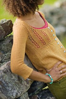 Laar pattern by Gudrun Johnston