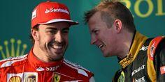 Formule 1 : Alonso discute avec Lotus F1, selon Lopez