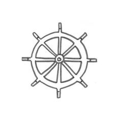 Ship wheel ❤ liked on Polyvore