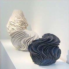 Ceramics Alexandra Engelfreit Puls Gallery Handbuilt