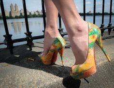 Christian Louboutin High Heels - GlamyMe