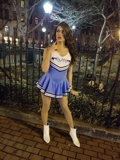 Uh oh, I think I made a wrong turn on my way to the half time show. Petticoated Boys, Men Wearing Dresses, Male To Female Transition, Men Dress Up, Feminized Boys, Transgender Girls, Girly Outfits, New Age, Crossdressers