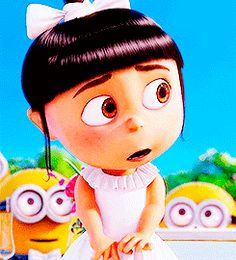 Find GIFs with the latest and newest hashtags! Search, discover and share your favorite Agnes Despicable Me GIFs. The best GIFs are on GIPHY. Cute Cartoon Pictures, Cute Love Cartoons, Gifs, Despicable Me Gif, Legion Movie, Fiona Shrek, Romantic Gif, Cute Cat Gif, Cute Cartoon Wallpapers