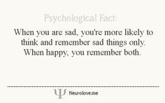 Psychology Facts...I did not know that.