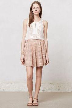 @Anthropologie Skirt