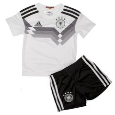 2f2593b15 Germany World Cup Home Kids Soccer Kit 2018 This is the Germany 2018 World  Cup Kids
