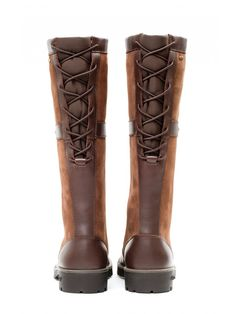 aaa7c20ef399 Adjustable calves!!! The Dubarry Glanmire Knee High Leather boots Dubarry  Boots