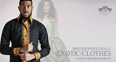 REGAL! bhfshoppingmall: Exotic clothes intro